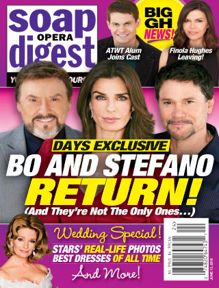 Soap Opera Digest Jun 13 2016