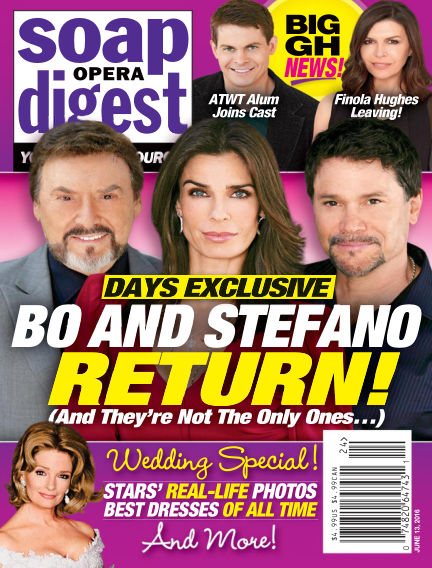 Soap Opera Digest June 03, 2016 00:00