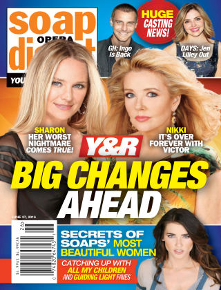 Soap Opera Digest Jun 27 2016