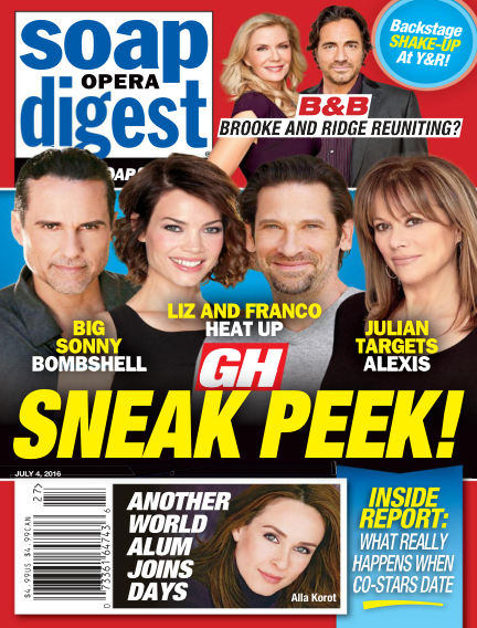 Soap Opera Digest June 24, 2016 00:00