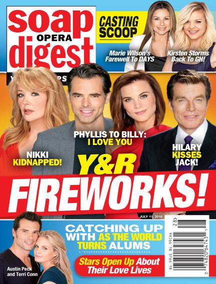 Soap Opera Digest July 01, 2016 00:00