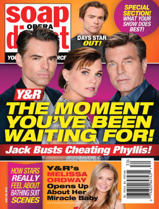 Soap Opera Digest Jul 25 2016