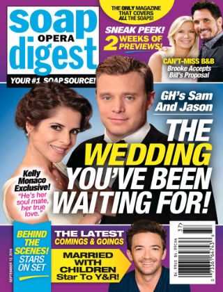 Soap Opera Digest Sep 12 2016