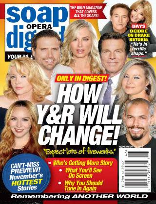 Soap Opera Digest Nov 14 2016