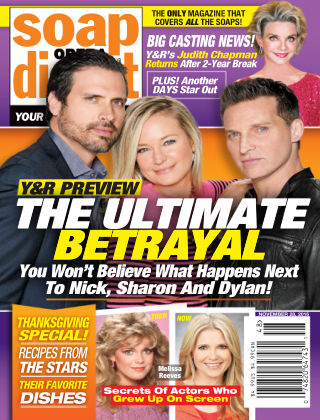 Soap Opera Digest Nov 28 2016