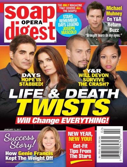 Soap Opera Digest December 30, 2016 00:00