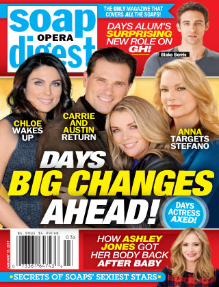 Soap Opera Digest Jan 16 2017