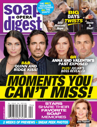 Soap Opera Digest Jan 23 2017