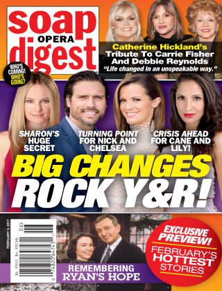 Soap Opera Digest Feb 6 2017