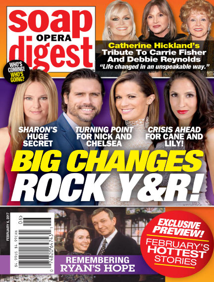 Soap Opera Digest January 27, 2017 00:00