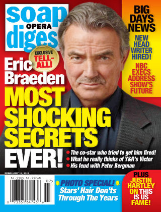 Soap Opera Digest Feb 13 2017