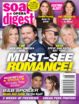 Soap Opera Digest Feb 20 2017
