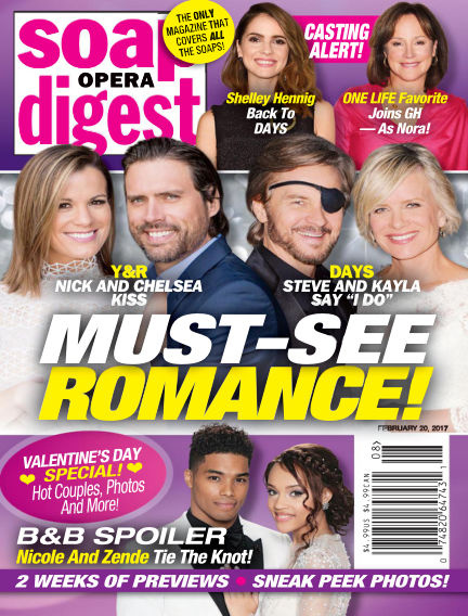 Soap Opera Digest February 10, 2017 00:00