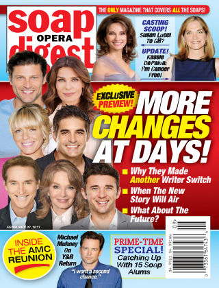 Soap Opera Digest Feb 27 2017