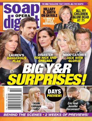 Soap Opera Digest Mar 6 2017