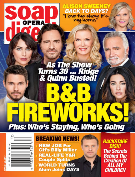 Soap Opera Digest March 17, 2017 00:00