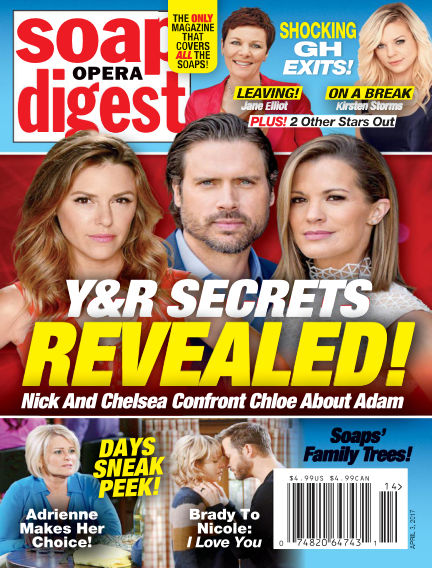 Soap Opera Digest March 24, 2017 00:00