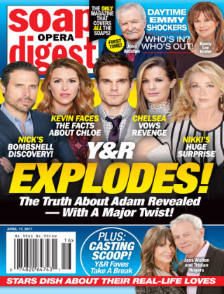 Soap Opera Digest Apr 17 2017
