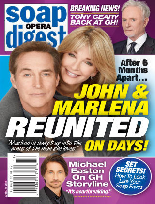 Soap Opera Digest Apr 24 2017
