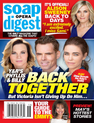 Soap Opera Digest May 1 2017
