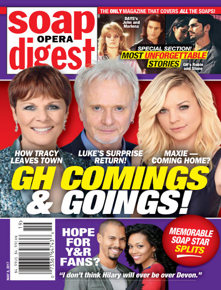 Soap Opera Digest April 28, 2017 00:00