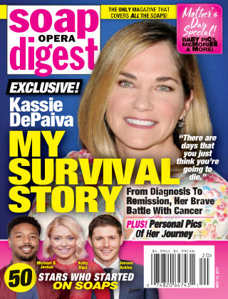 Soap Opera Digest May 15 2017