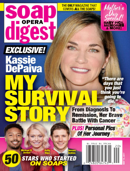 Soap Opera Digest May 05, 2017 00:00