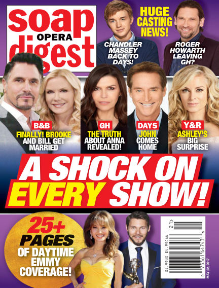 Soap Opera Digest May 12, 2017 00:00