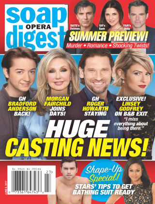 Soap Opera Digest Jun 5 2017