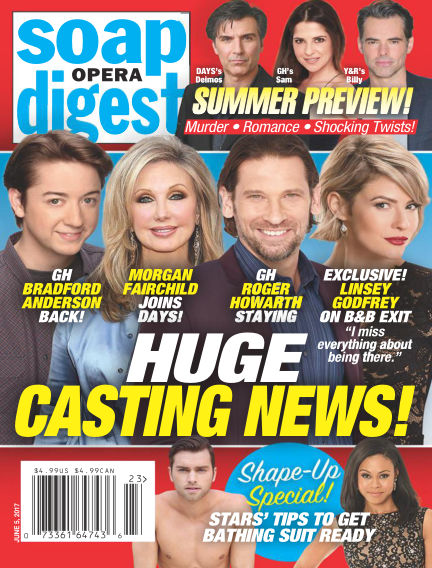 Soap Opera Digest May 26, 2017 00:00