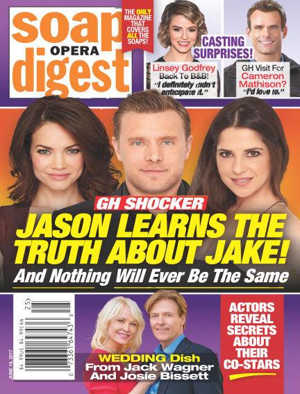 Soap Opera Digest June 09, 2017 00:00