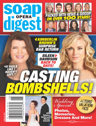 Soap Opera Digest Jun 26 2017