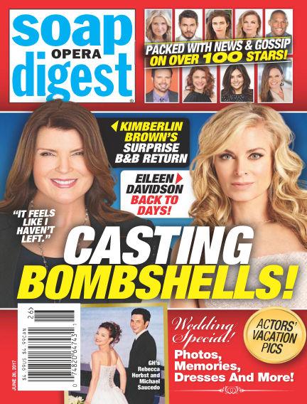 Soap Opera Digest June 16, 2017 00:00