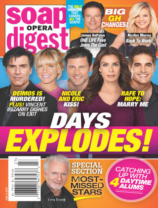 Soap Opera Digest Jul 3 2017
