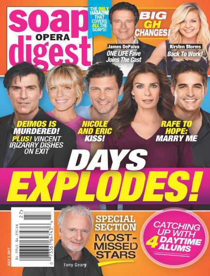 Soap Opera Digest June 23, 2017 00:00