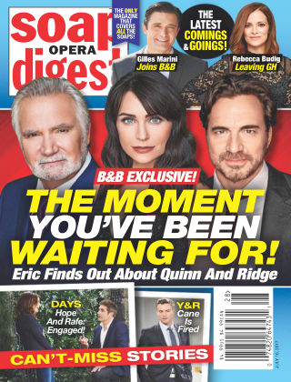 Soap Opera Digest Jul 10 2017