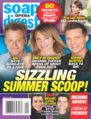 Soap Opera Digest Jul 17 2017