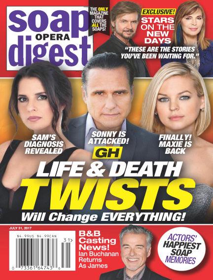 Soap Opera Digest July 21, 2017 00:00