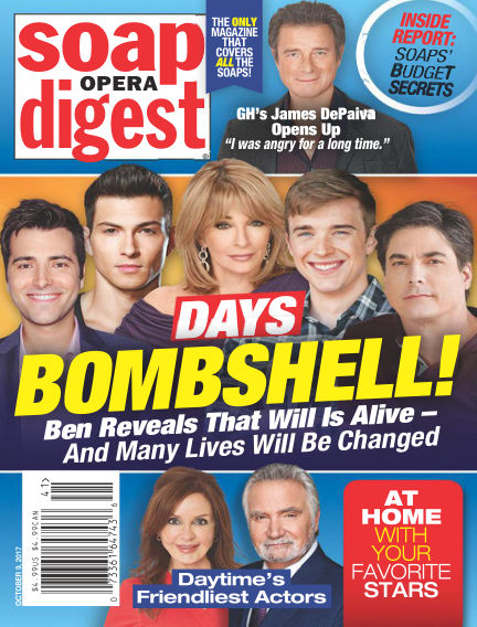Soap Opera Digest September 29, 2017 00:00