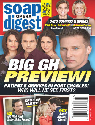 Soap Opera Digest Oct 23 2017