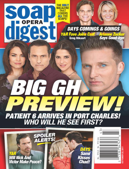Soap Opera Digest October 13, 2017 00:00