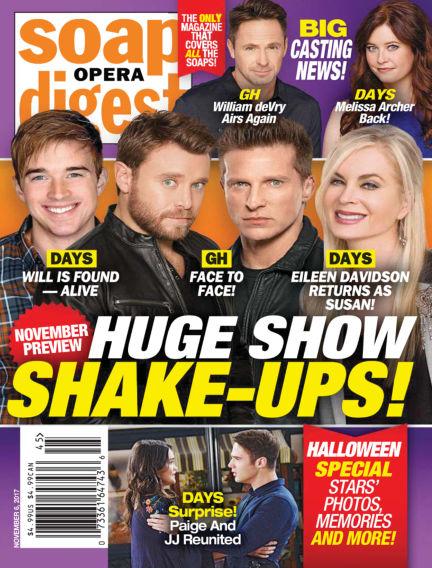 Soap Opera Digest October 29, 2017 00:00