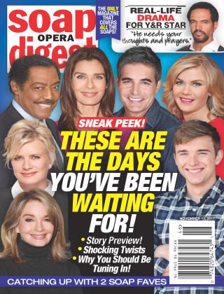 Soap Opera Digest Nov 13 2017