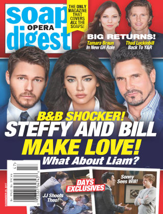 Soap Opera Digest Nov 20 2017