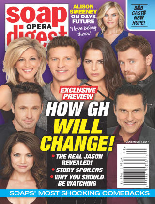 Soap Opera Digest Dec 4 2017
