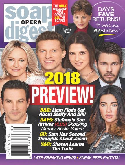 Soap Opera Digest December 24, 2017 00:00