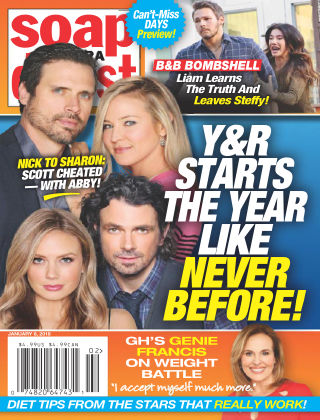 Soap Opera Digest Jan 8 2018