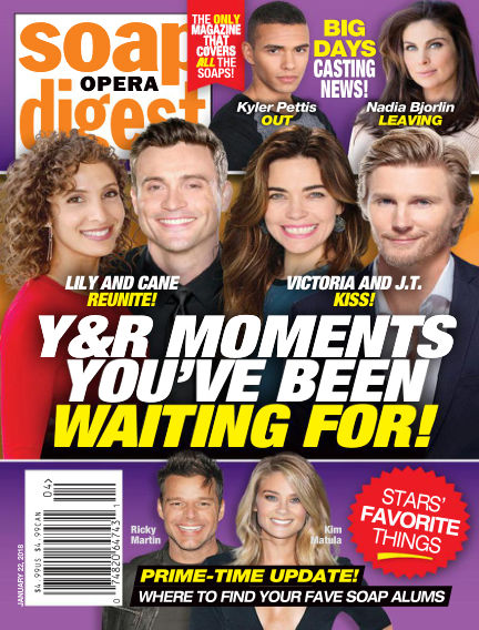 Soap Opera Digest January 14, 2018 00:00
