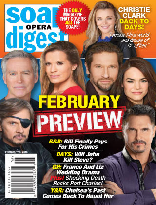 Soap Opera Digest Feb 5 2018