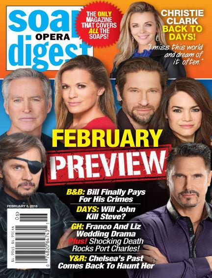 Soap Opera Digest January 28, 2018 00:00